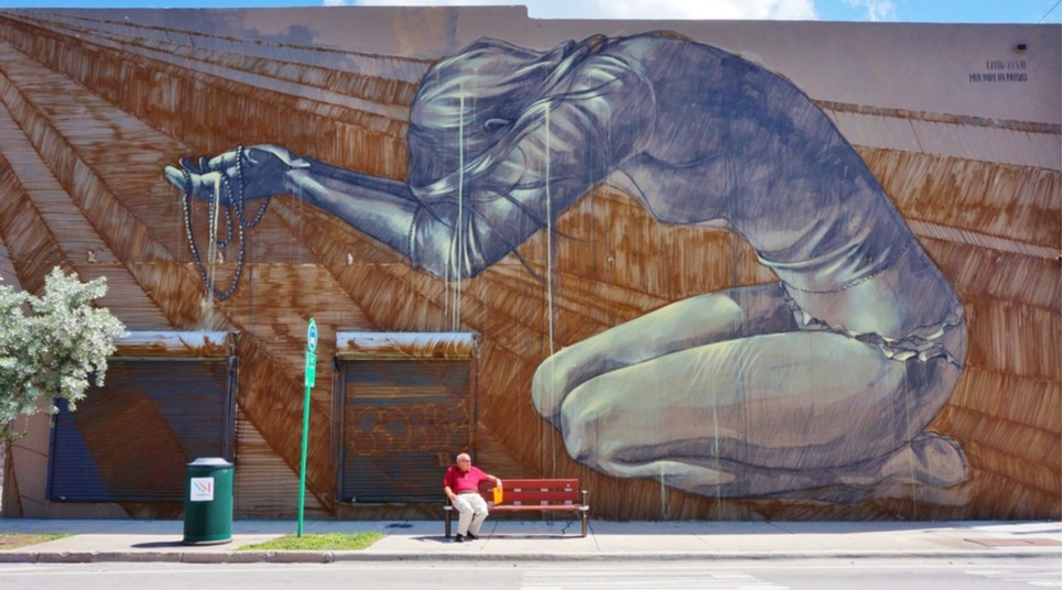 grafitesespalhadospor Wynwood