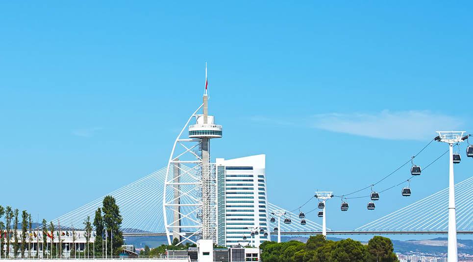 Torre Vasco da Gama e Telecabine