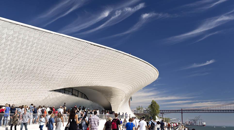 Museu de Arte, Arquitetura e TecnologiaMuseu de Arte, Arquitetura e Tecnologia