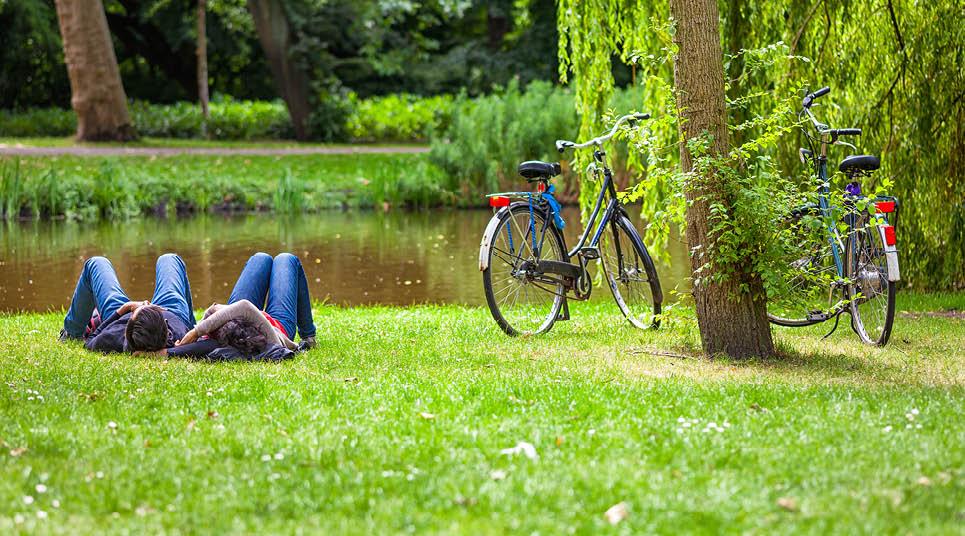 Parque Vondelpark