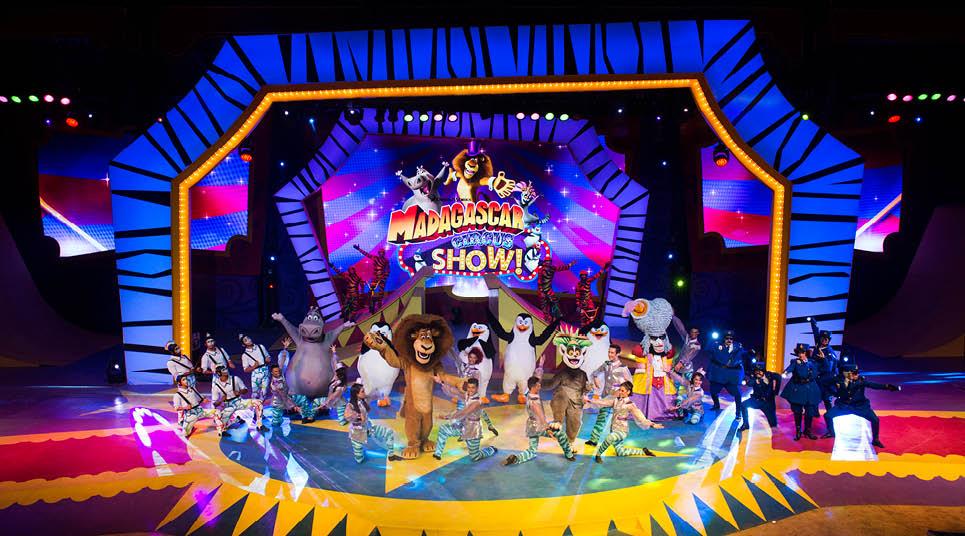 Madagascar Circus Show