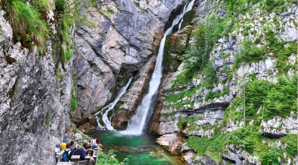 Cachoeira de Savica