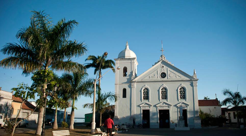 Igreja Matriz de Santo Antônio, Caravelas (foto: shutterstock)