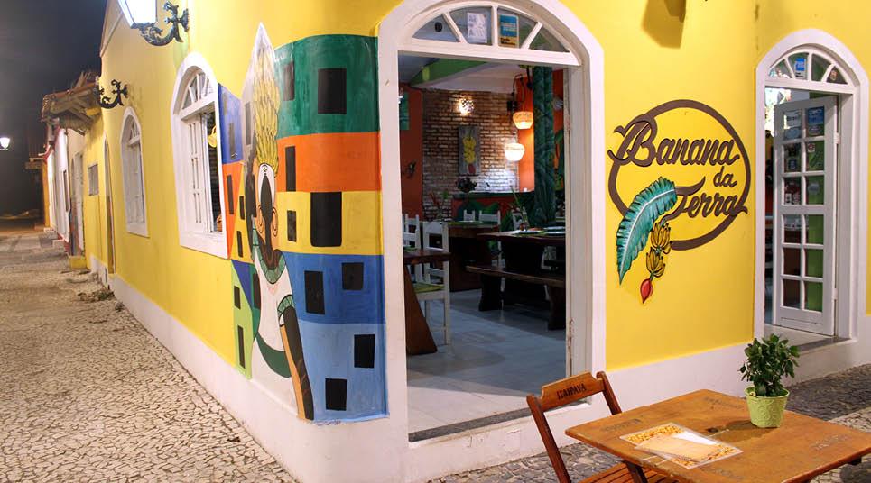Restaurante Banana da Terra