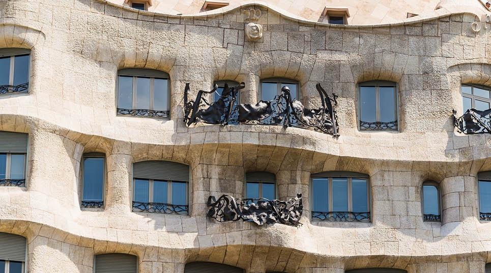 Casa Milà (foto: shutterstock)
