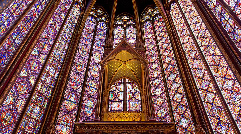 Igreja Sainte-Chapelle