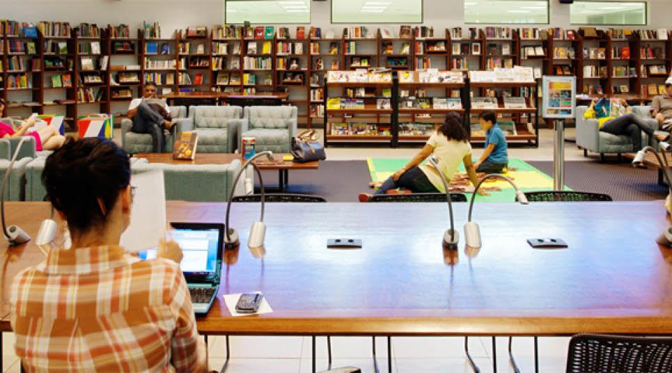 Biblioteca Sesc