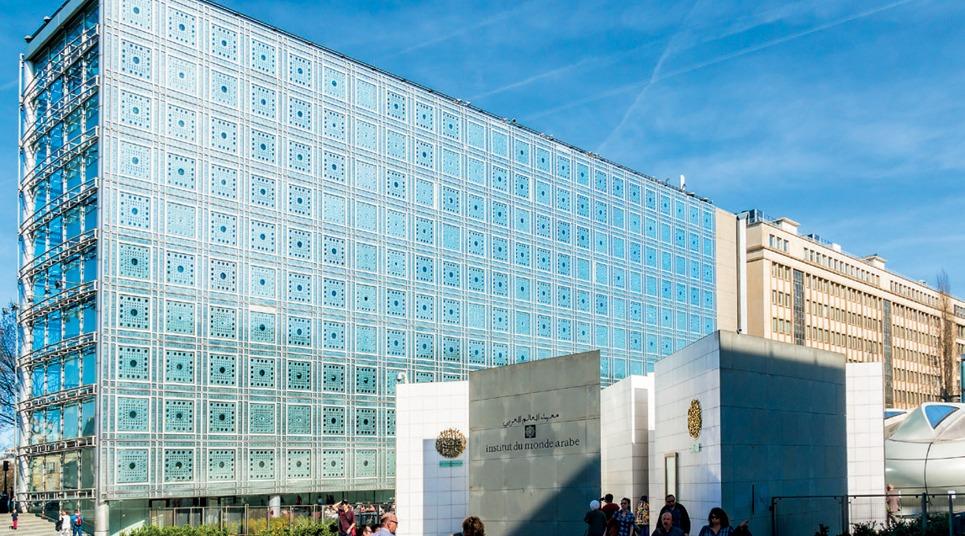 Instituto do Mundo Árabe