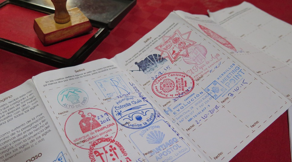 Passaporte peregrino