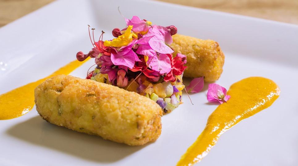 A gastronomia do Txai Itacaré