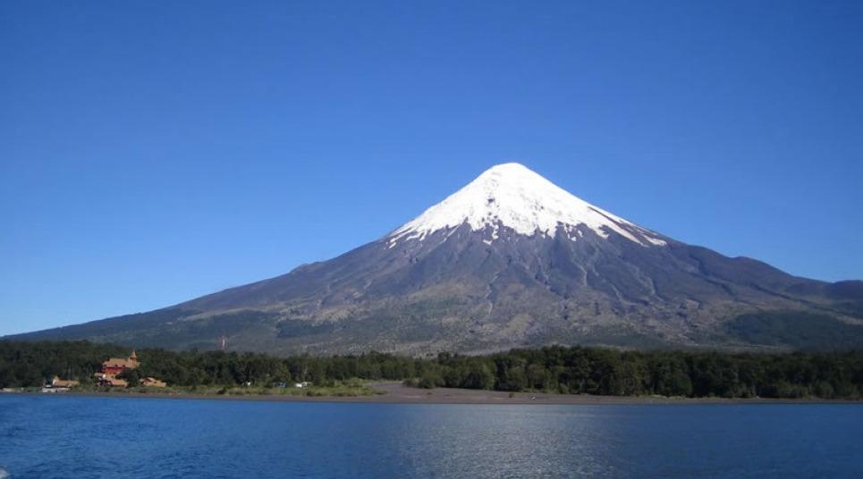 Vulcão Osrono