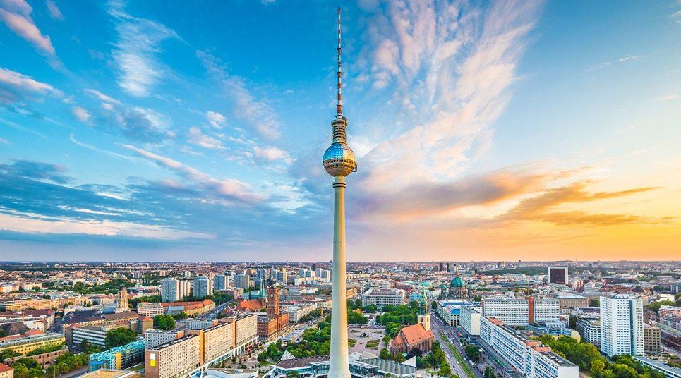 Torre de TV da Alexanderplatz