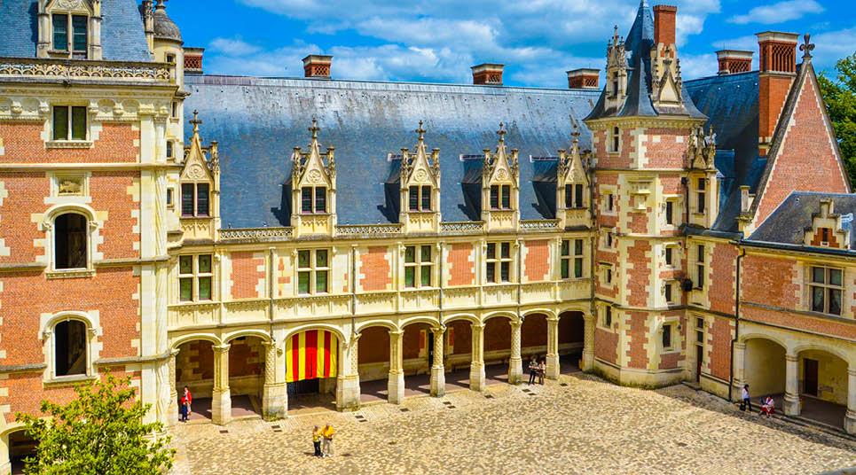 Castelo Real de Blois