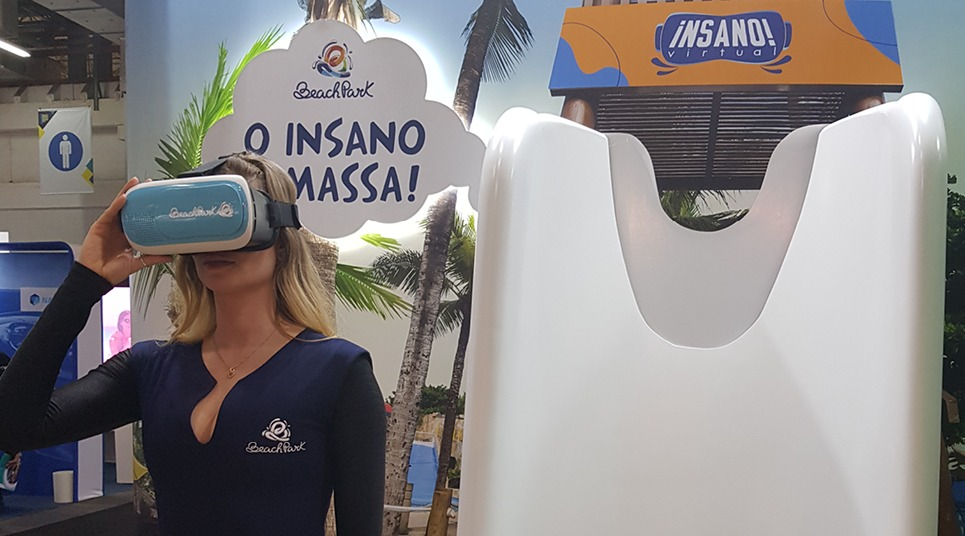 Insano Virtual do Beach Park