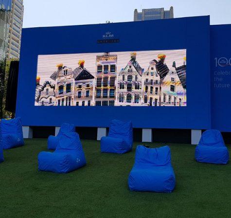100 anos da KLM