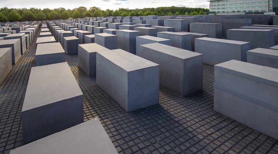 Memorial aos Judeus