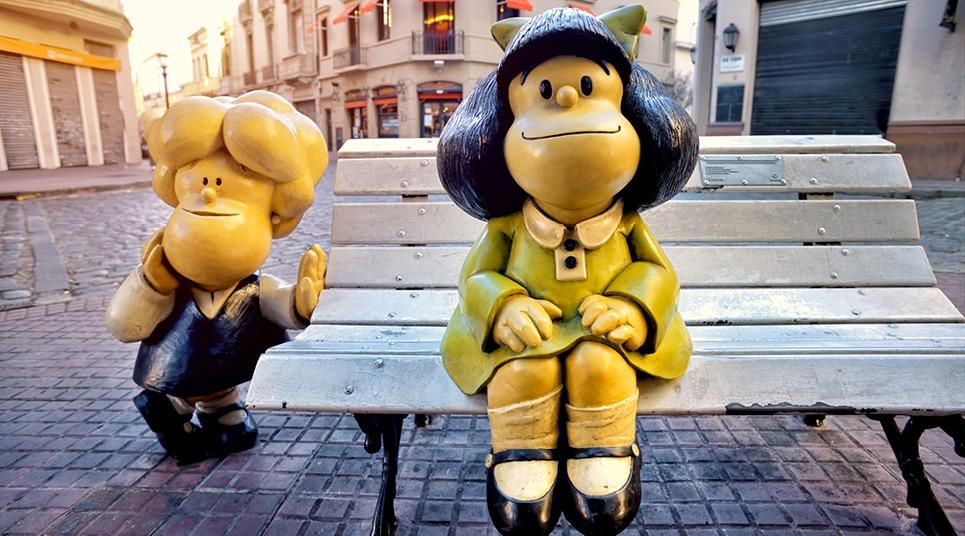 Estátua da Mafalda