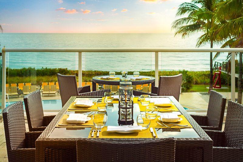Restaurante Boca Landing, em The Palm Beaches