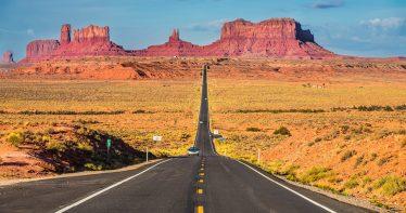 Deserto dos Estados Unidos