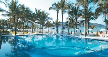 Piscina do Portobello Resort & Safári