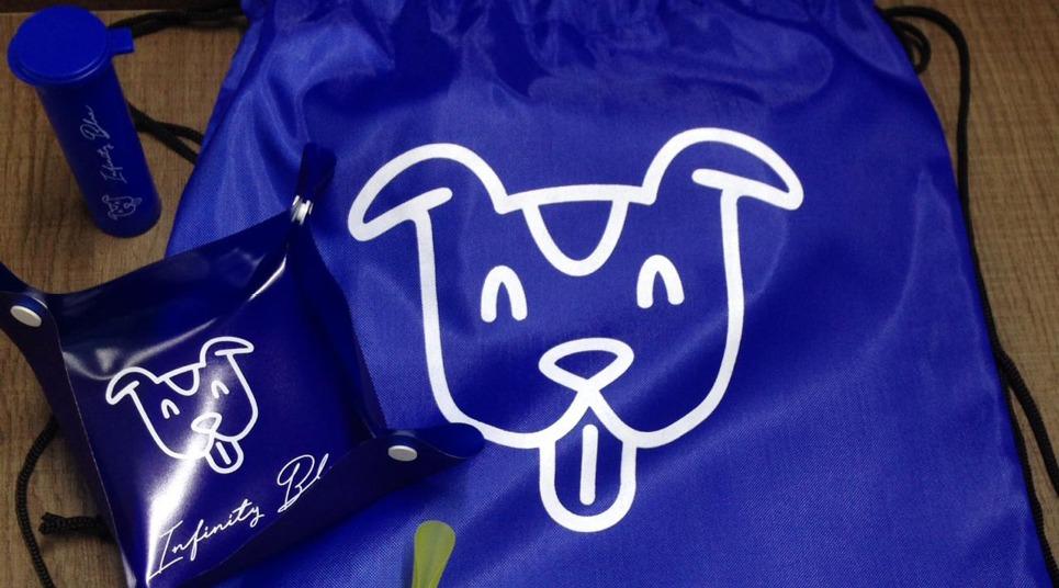 Detalhe do kit dog oferecido pelo Infinity Blue (foto: divulgação)