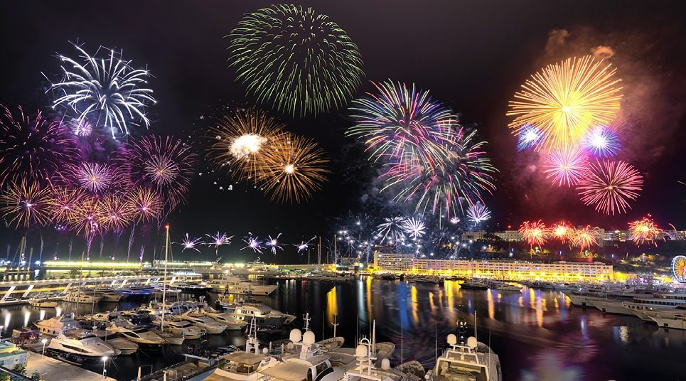 Eventos em Mônaco