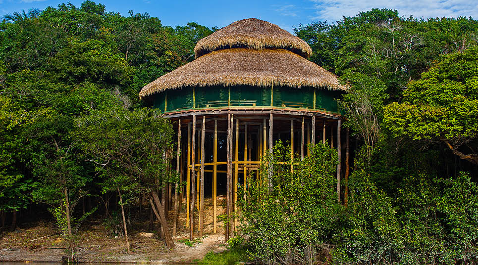 Restaurante do Juma Amazon Lodge