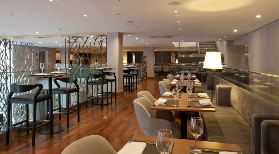 Restaurante do NH Curitiba