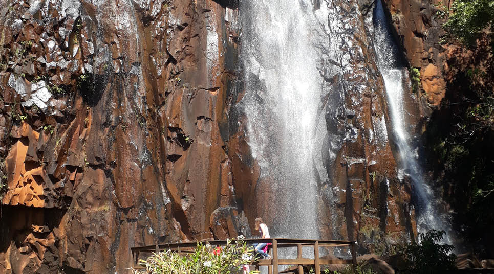 Cachoeira da Roseira