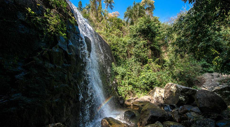 Cachoeira dos Três Tombos