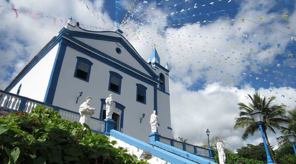 Igreja Matriz de Ilhabela