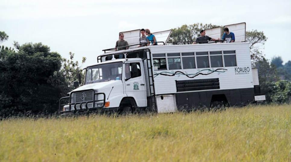 Caminhão Korubo