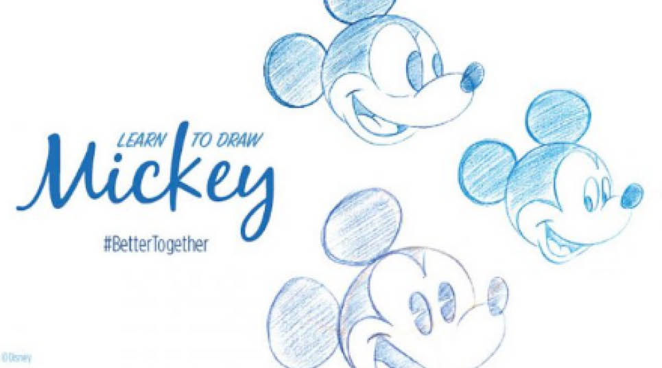 Desenho Disney
