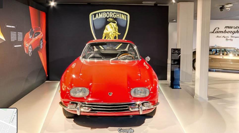 Museu Lamborghini