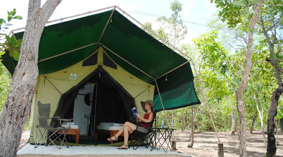 Korubo Safari Camp
