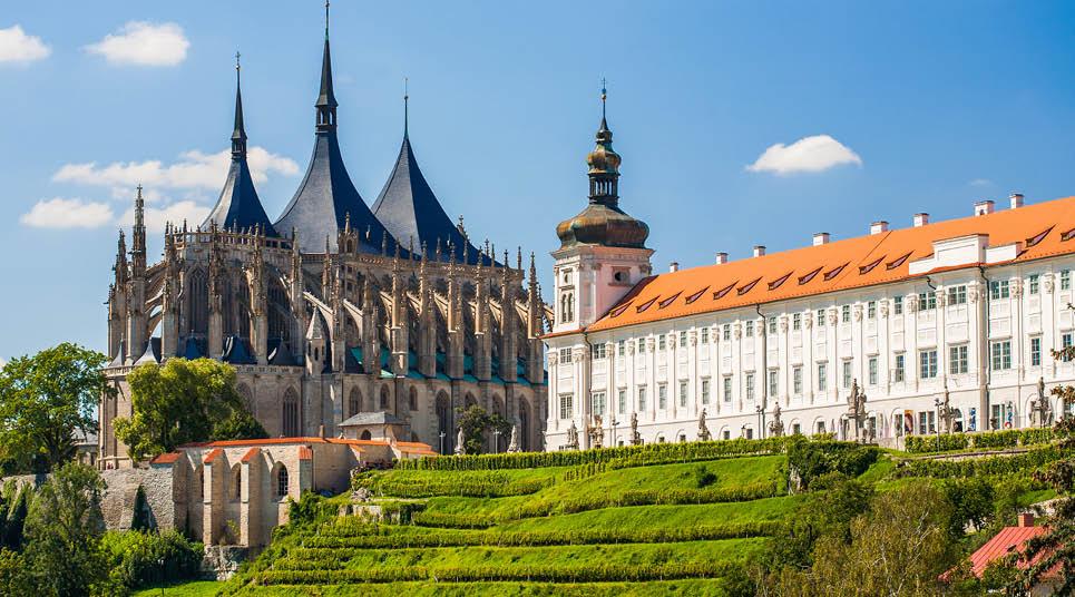 Kutna Hora, República Tcheca
