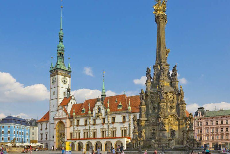 Olomouc, República Tcheca