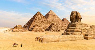 Pirâmides do Egito