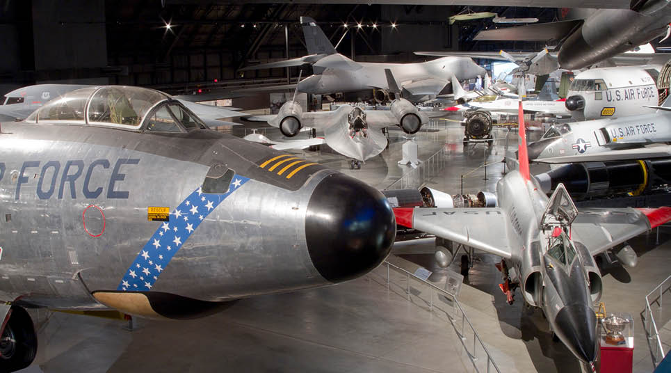 The National Museum Of The United States Air Force