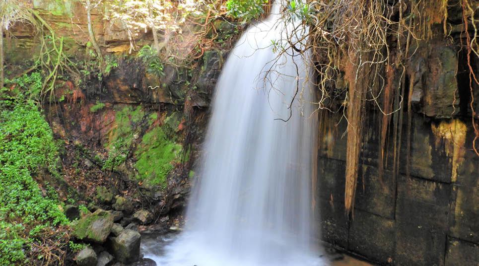 Cachoeira da Salgadeira
