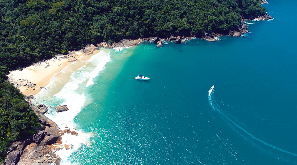 Baía de Paraty