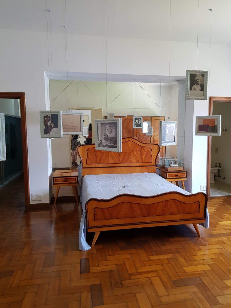 Interior da Casa Juscelino Kubitschek