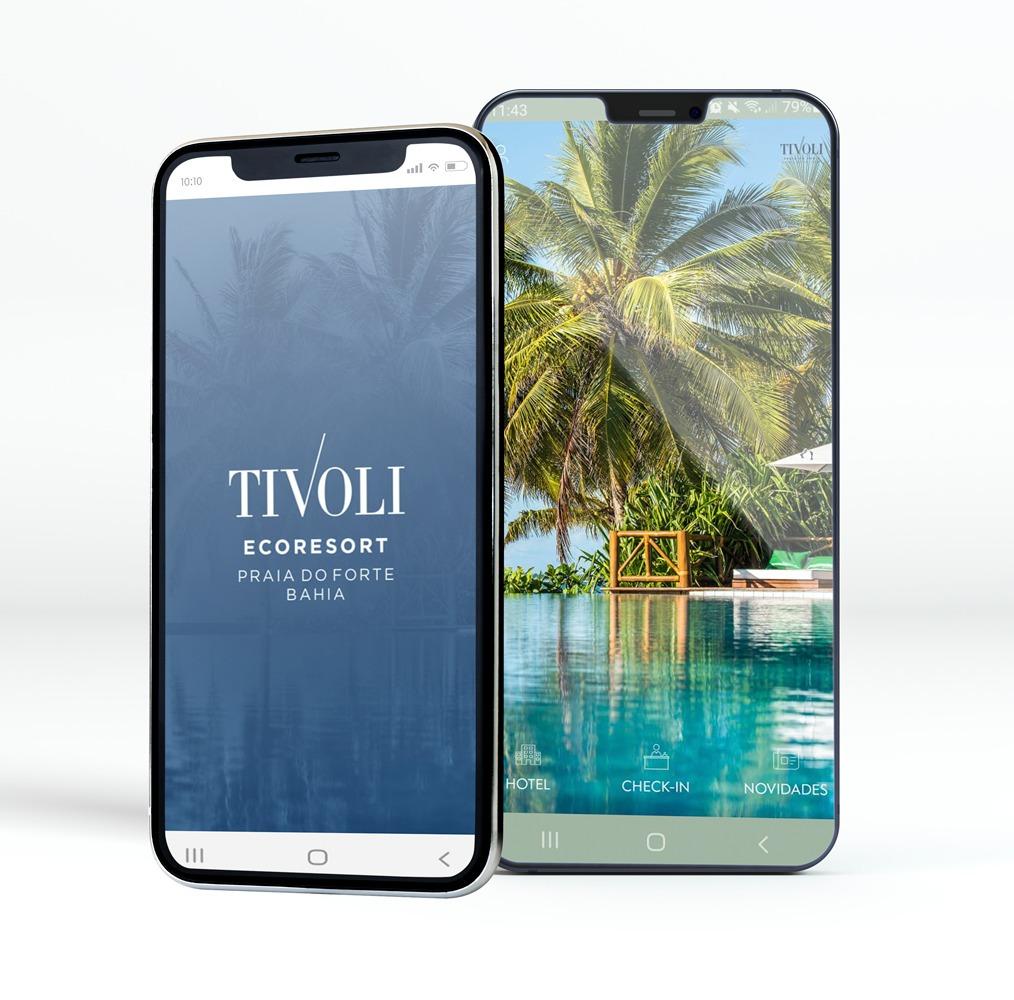 Aplicativo do Tivoli Ecoresort Ecoresort