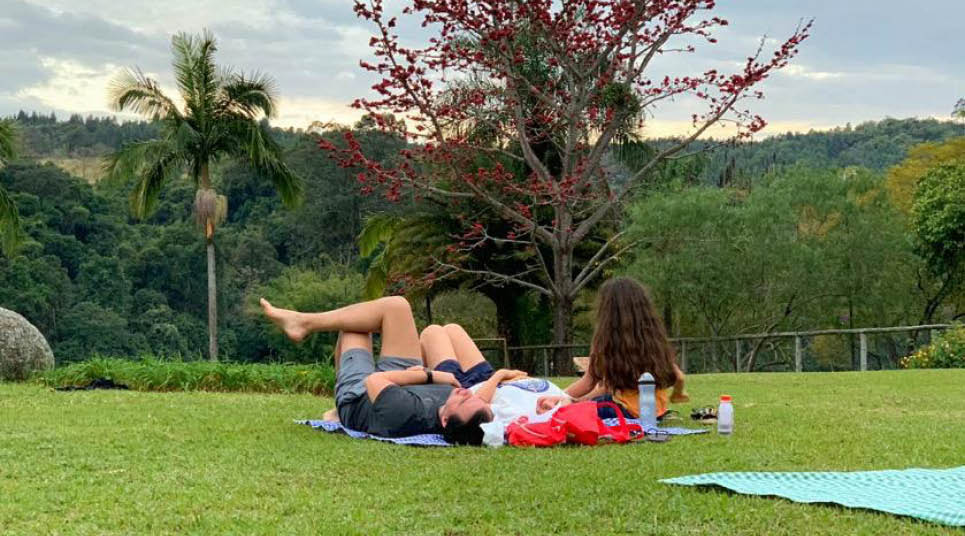 Relax na Fazenda Capoava