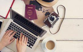 Pesquisa de viagens