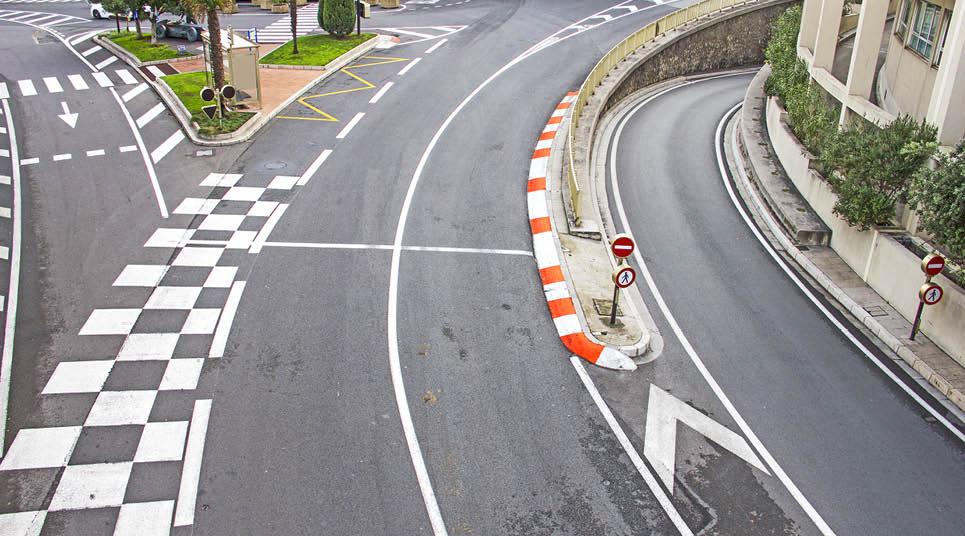 Ruas de Mônaco