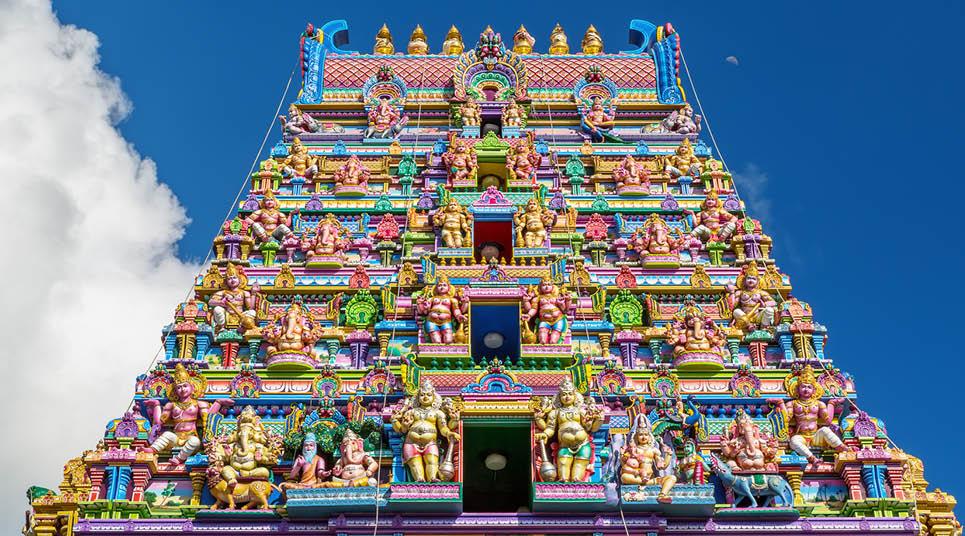 Templo Arul Mihu Navasakthi Vinayagar