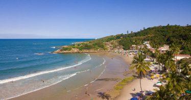 Praia Gaibú