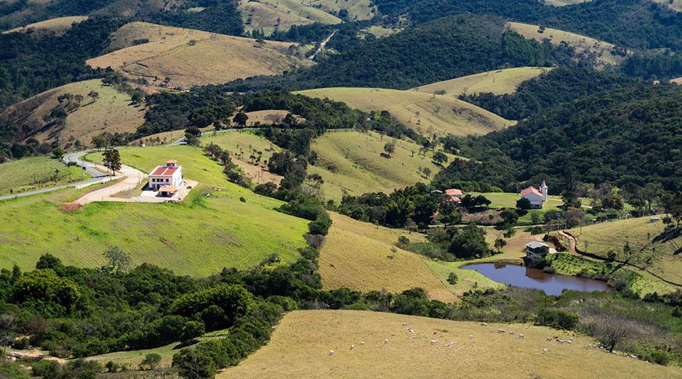 Área verde de Cunha