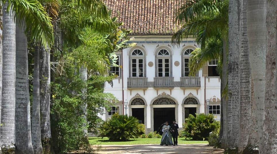 Hotel histórico em Vassouras